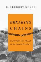 Breaking Chains book jacket