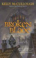 Broken Blade book jacket