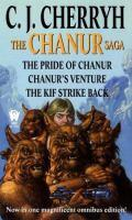 Chanur Saga bookjacket