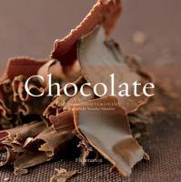 Chocolate bookjacket
