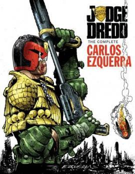 Cover of The complete Carlos Ezquerra: Volume 2