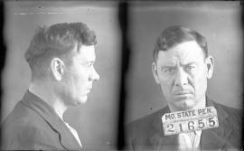 Steve Edgar, Prison number 21655
