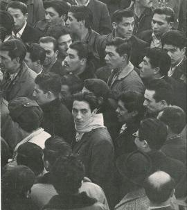 crowd of men