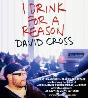 David Cross bookjacet