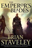 The Emperor's Blades book jacket