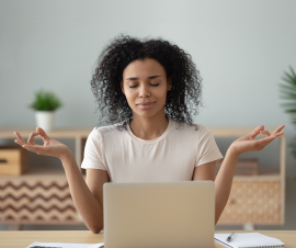 Yoga for Computer Overload
