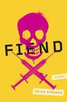 Fiend bookjacket