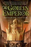 The Goblin Emperor book jacket