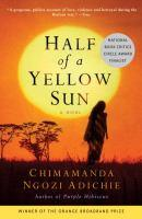 Image of book jacket: Half of a Yellow Sun