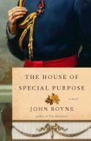 The House of Special Purpose book jacket