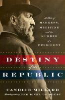 Book cover, Destiny of the Republic