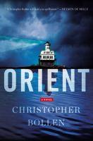 Orient by bookjacket