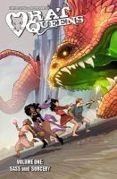 Rat Queens book cover
