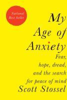 My Age of Anxiety bookjacket