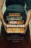The Book of Speculation bookjacket