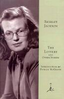 Shirley Jackson, The Lottery bookjacket
