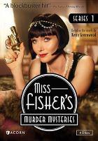 Miss Fisher's Murder Mysteries cover