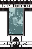 cover image of a moveable feast
