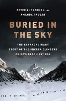 Buried in the Sky book cover