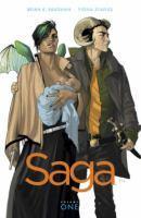 Saga book cover
