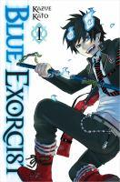 Blue Exorcist book jacket