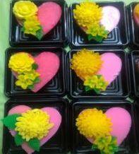 4D Jelly Cake Decoration