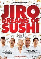Jiro Dreams of Sushi jacket