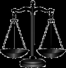 Scale representation judicial justice