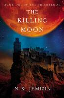 The Killing Moon book jacket