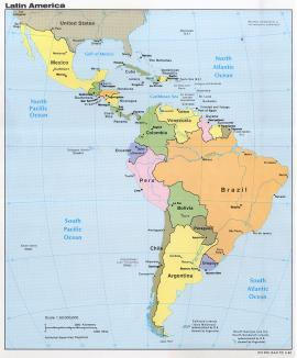 Hispanic Ancestry Research