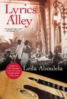 Book jacket: Lyrics Alley by Leila Aboulela
