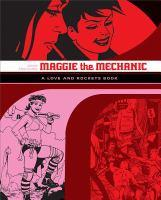 book cover for maggie the machanic