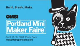 Portland Mini Maker Faire 2013