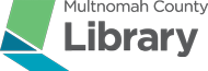 Logo for Multnomah County Library