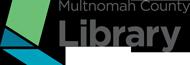 Logo for Multnomah County Library