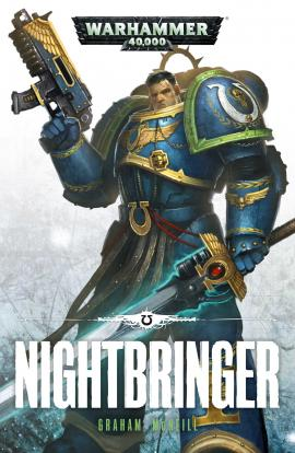 Nightbringer book jacket