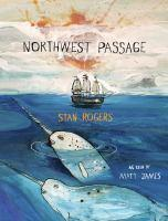 Northwest Passage bookjacket