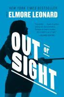 Out of sight bookjacket
