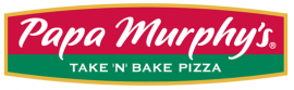 Logo for Papa Murphy's Take 'N' Bake Pizza