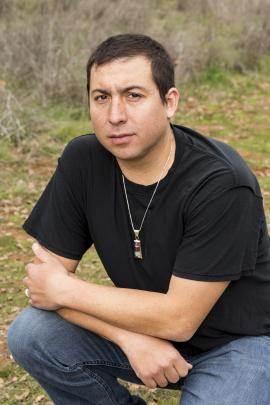 Author Tommy Orange