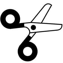 Scissors illustration