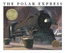The Polar Express book cover