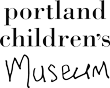 Logo for and link to Portland Children's Museum