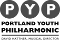 Logo for and link to Portland Youth Philharmonic