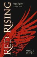 Red Rising book jacket