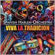 Spanish Harlem Orchestra Viva La Traducion recording from Hoopla Multnomah County Library media service