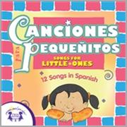 Cancioines Pequenitos music from Hoopla Multnomah County Library media collection