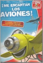 Me encantan los Aviones video from hoopla media collection Multnomah County Library