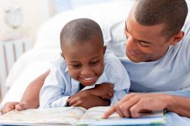 Black Storytime: parent & child