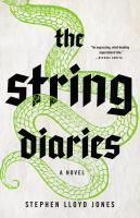 string diaries cover